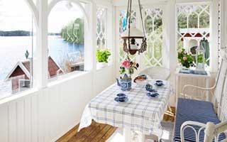 hyra hus sommar